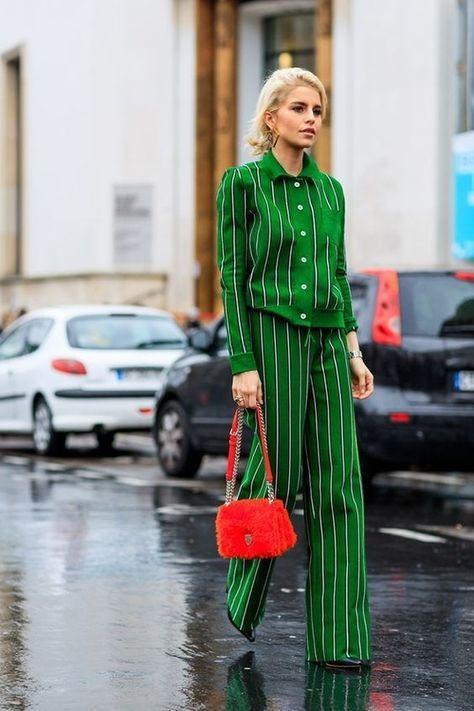 красный и зеленый сочетание