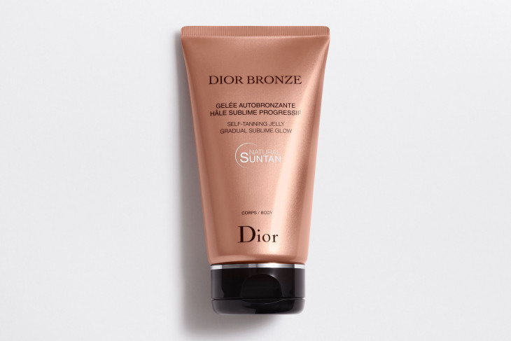 Christian Dior Bronze Self-Tanning Jelly Body