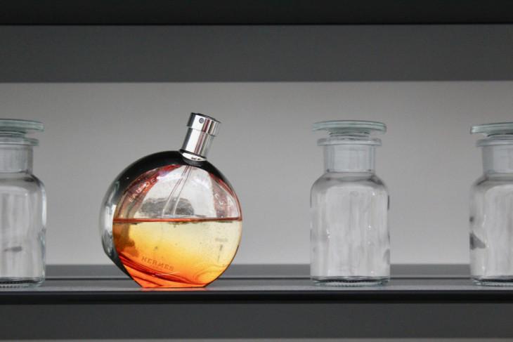 Амброксан в парфюмерии