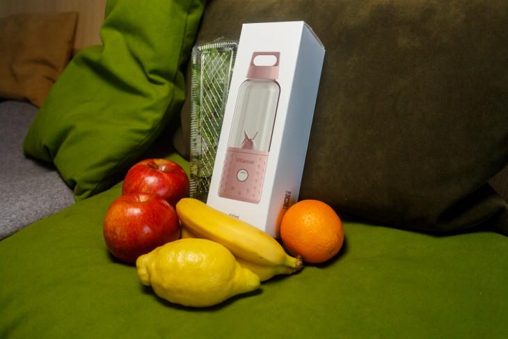 портативный блендер от компании VITAMER