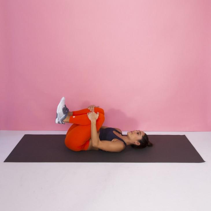 стретчинг тела
