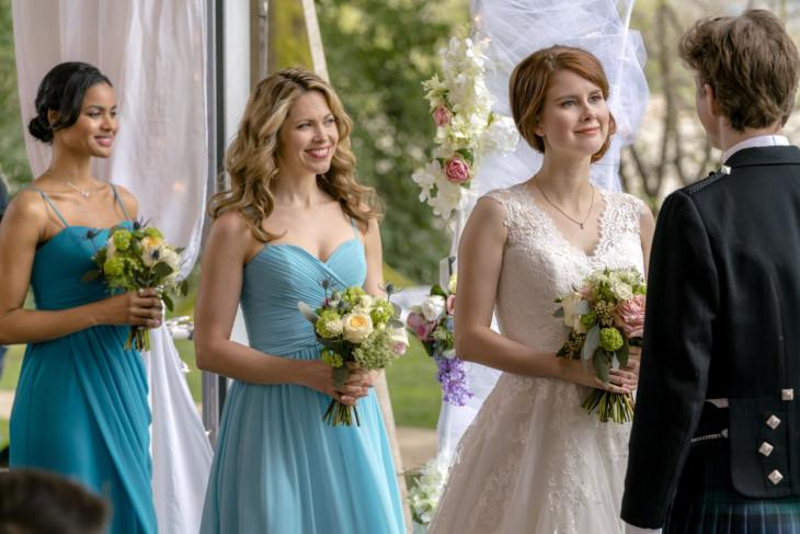 Идеальная невеста (The Perfect Bride, 2017)