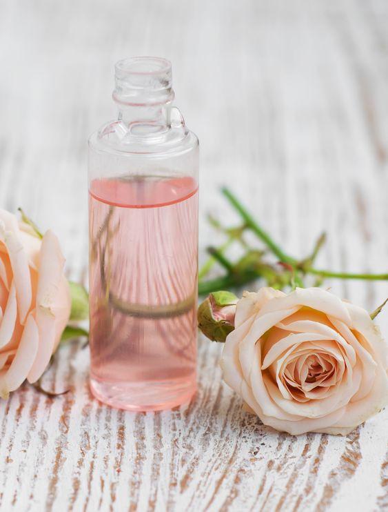 розовая вода польза