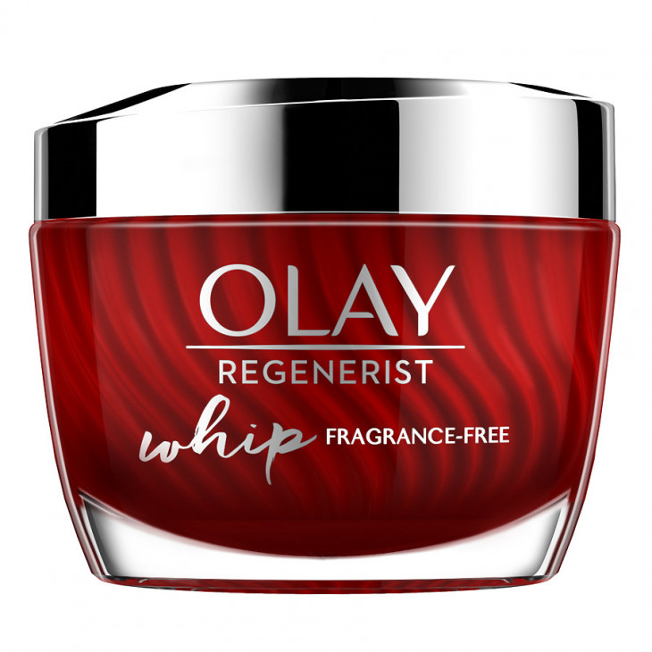 Увлажняющий крем Regenerist Whip Fragrance Free Facial Moisturizer от Olay