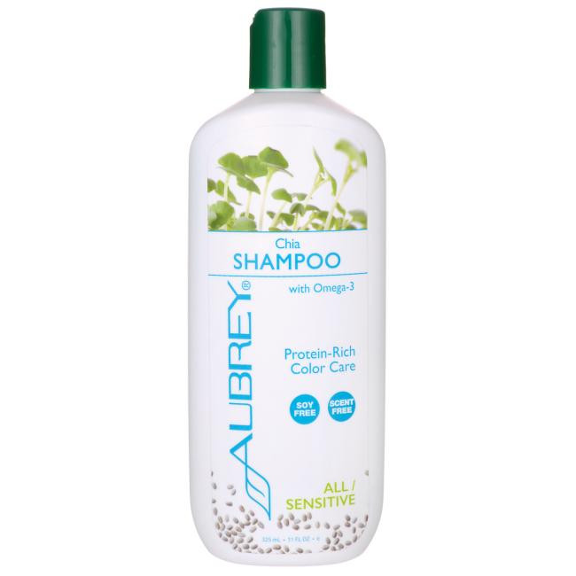 Aubrey Organics Chia Shampoo
