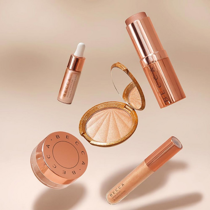 Becca Champagne Pop Collection