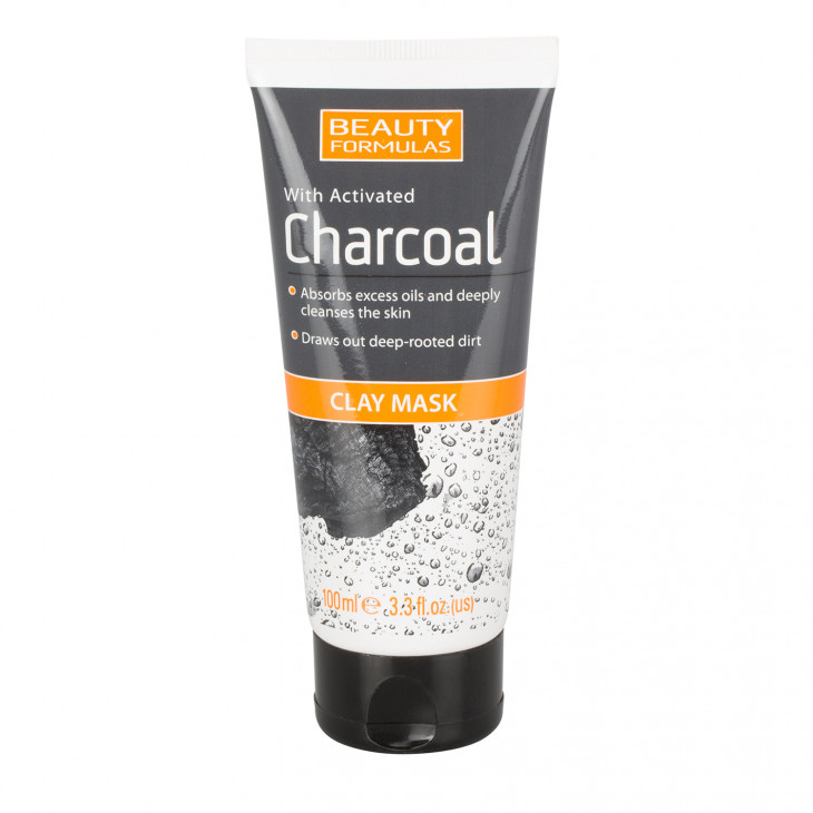 Charcoal Clay Mask от Beauty Formulas