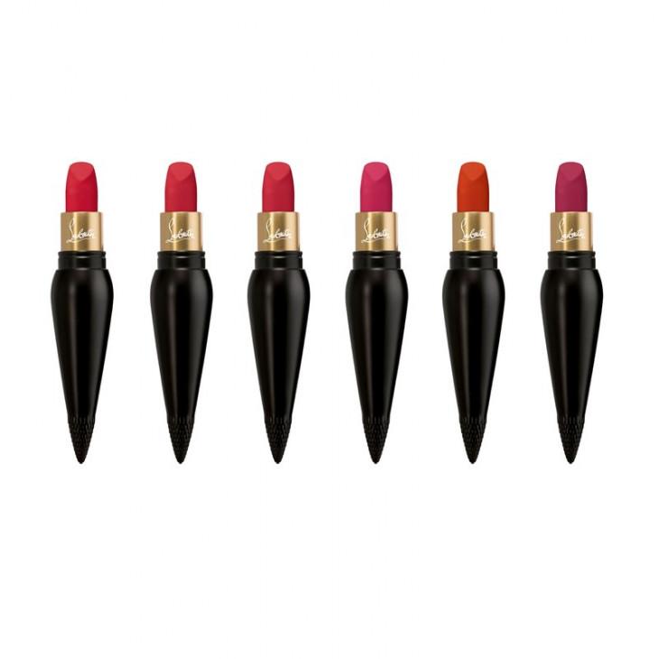 Christian Louboutin Beauty Rouge Louboutin Velvet Matte Lip Color