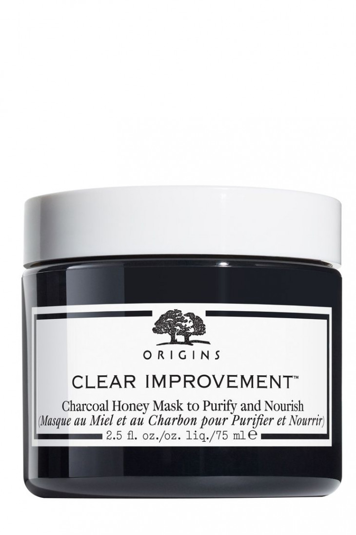 Clear Improvement Charcoal Honey Mask от Origins