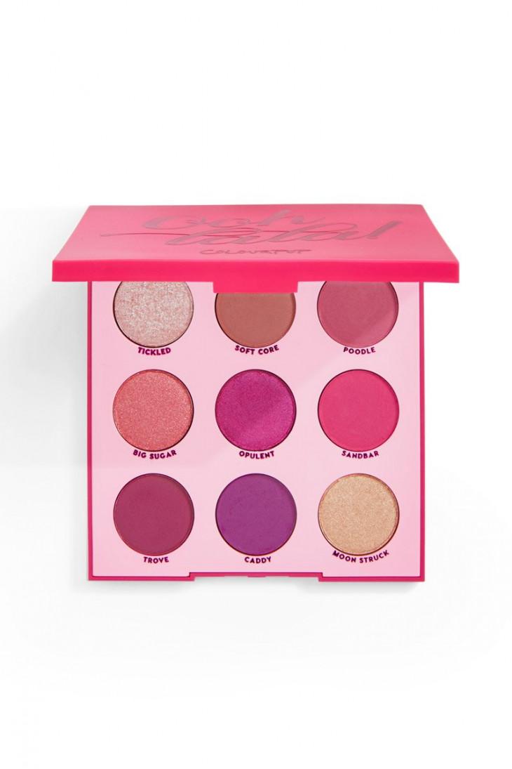 Colour Pop Ooh La La 9-Pan Eyeshadow Palette