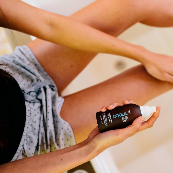 Coola Gradual Tan Dry Body Oil