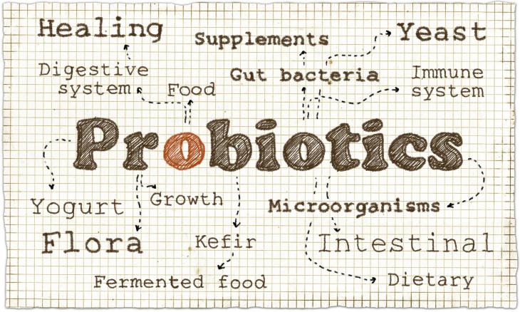Пробиотики | Мода и красота | Красота
