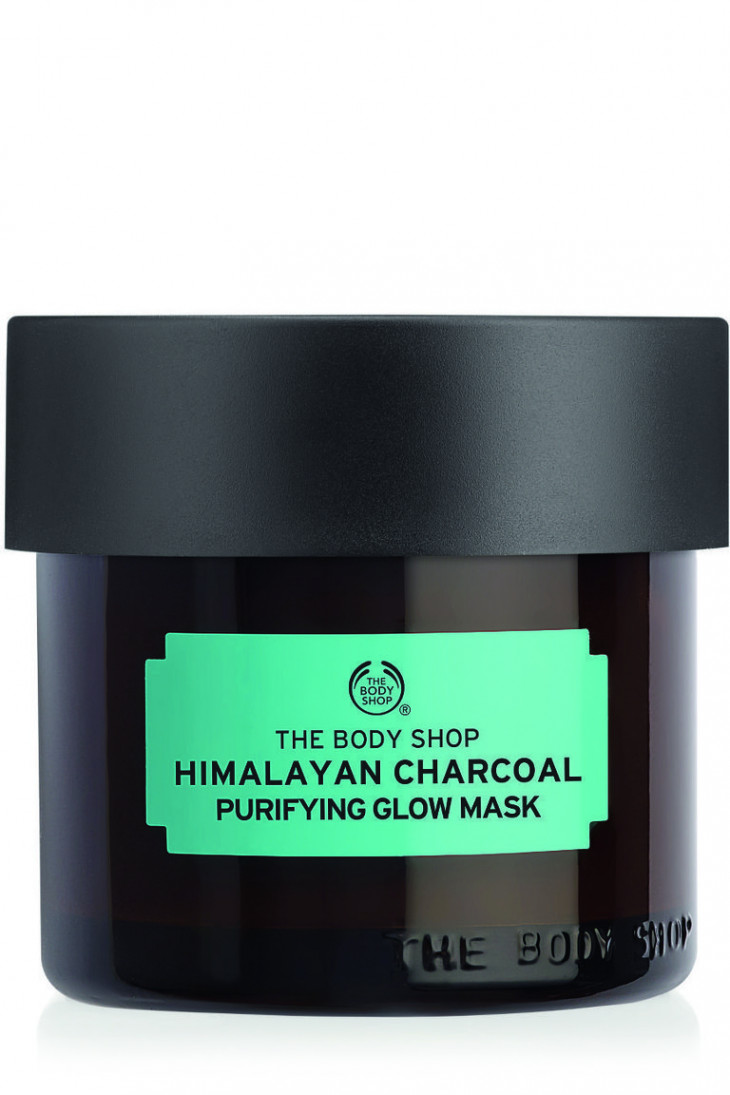 Himalayan Charcoal Purifying Glow Mask от The Body Shop