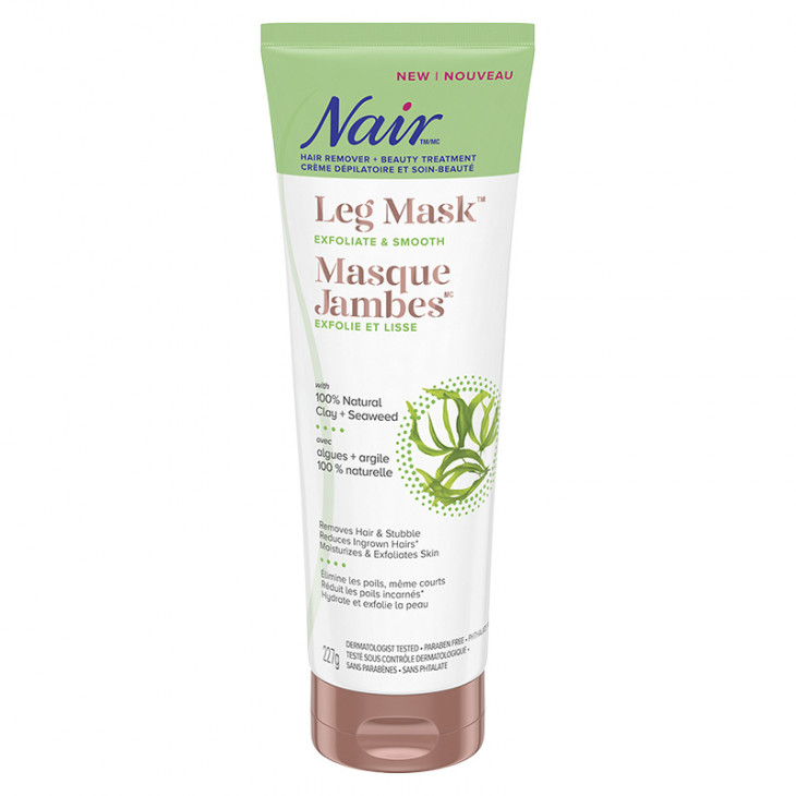 Nair Shower Power Sensitive Formula Hair Removal Cream with Coconut Oil and Vitamin E