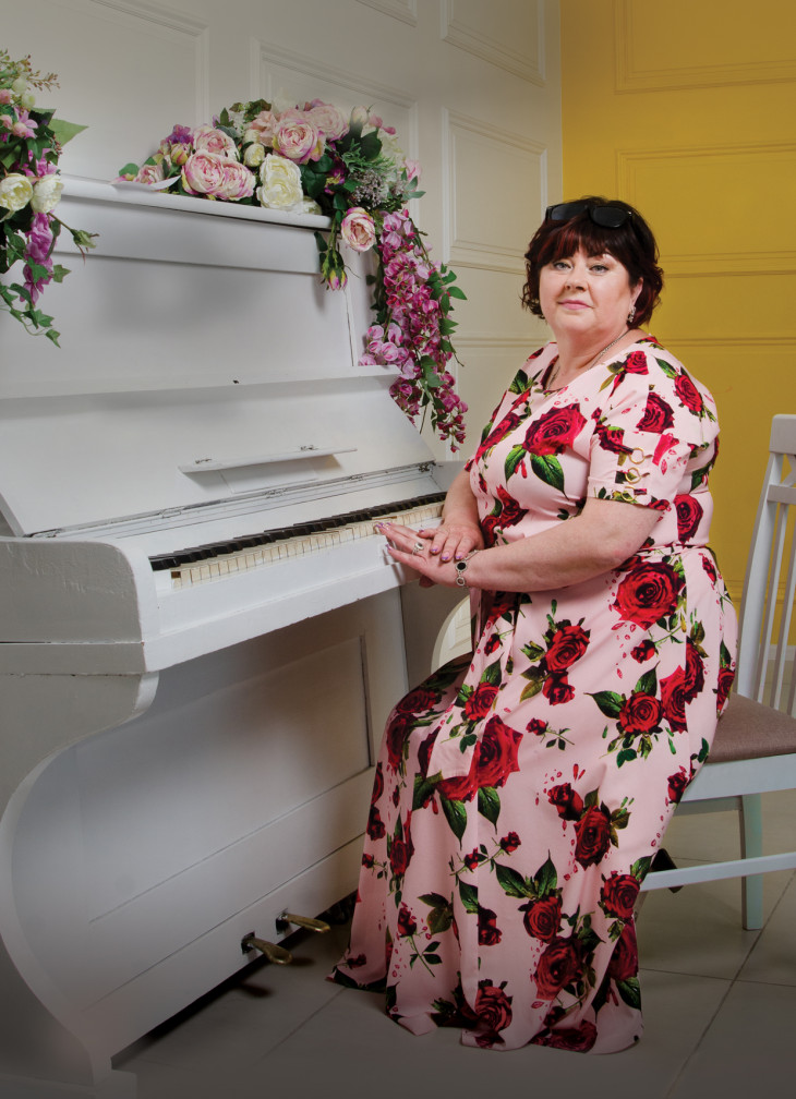 Татьяна Солодчук