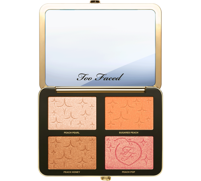 Too Faced Sugar Peach Face and Eye Palette
