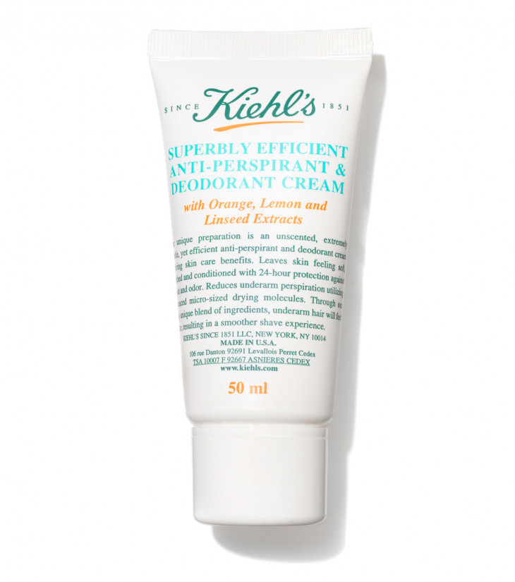 Кремовый дезодорант-антиперспирант Superbly Efficient Anti-Perspirant & Deodorant Cream от Kiehl's