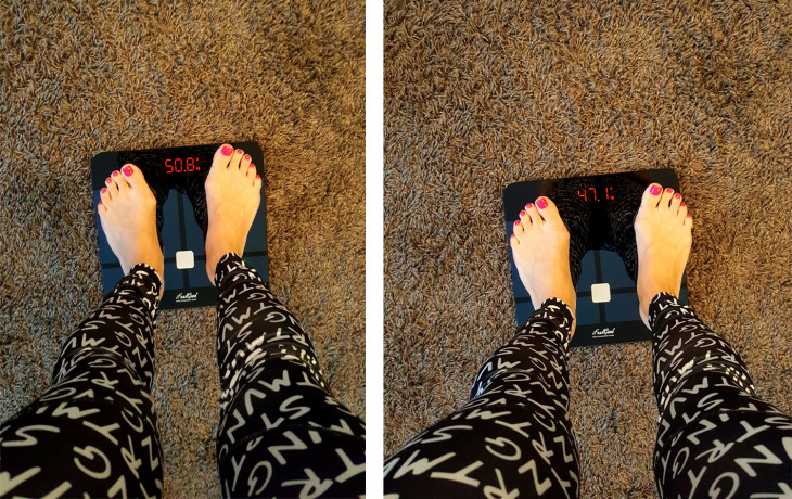 Fit the Summer! Как я не напрягаясь сбросила 3 кило за неделю с гаджетами iFeelGood