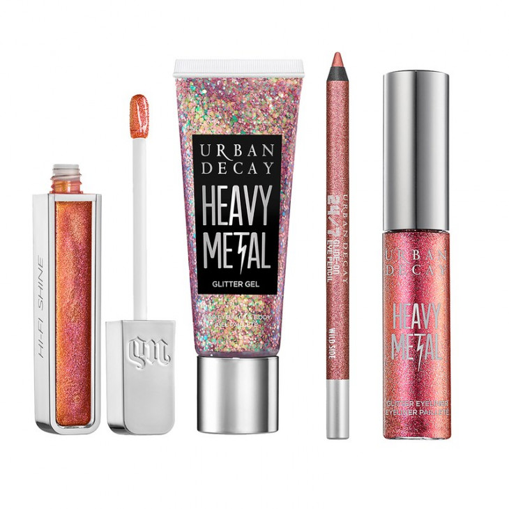 Urban Decay Sparkle Out Loud Makeup Collection