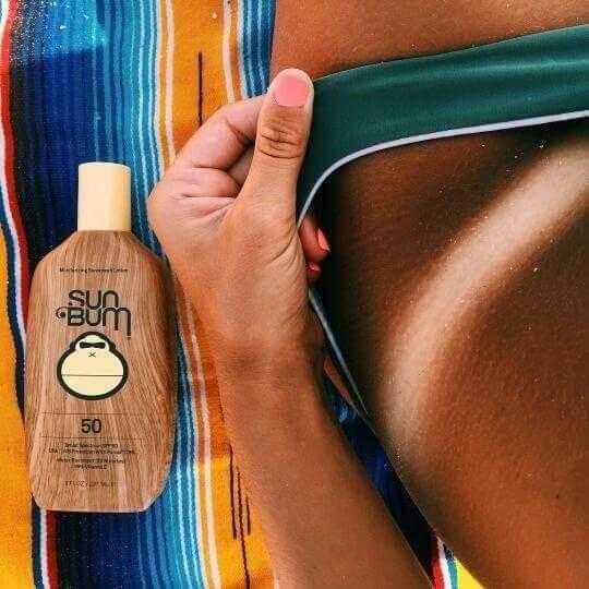 Sun Bum Moisturizing Tanning Oil