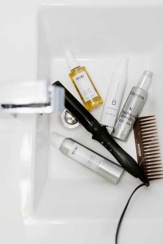 продукты по уходу за волосами
