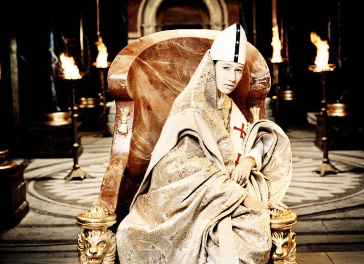 иоанна женщина на папском престоле