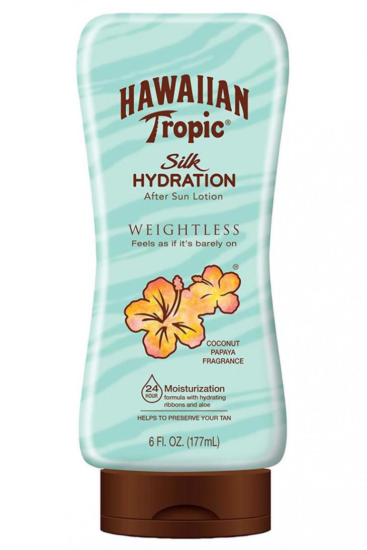 Hawaiian Tropic Silk Hydration Weightless After Sun Gel Lotion