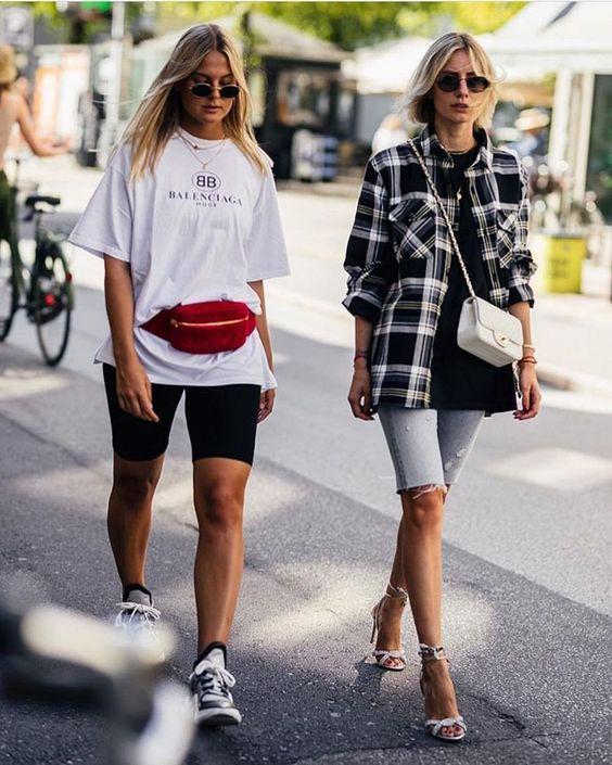 уличная мода лето 2019