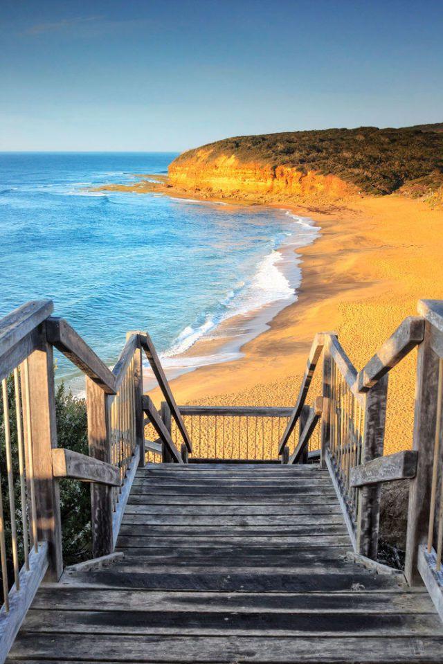 Bells Beach Австралия