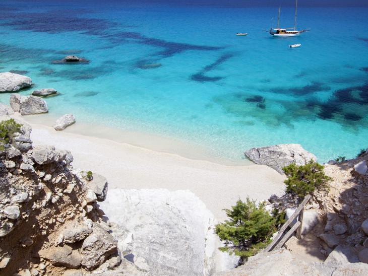 Кала Голорице (Cala Goloritzè), Сардиния