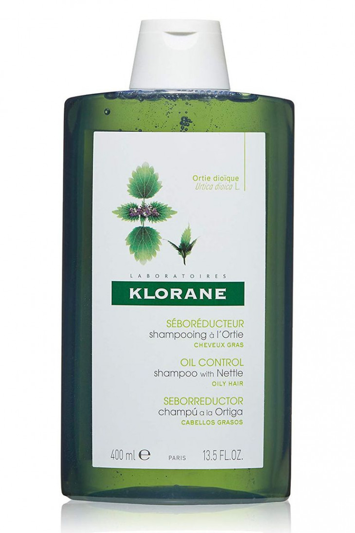 Klorane Shampoo with Nettle for Oily Hair and Scalp