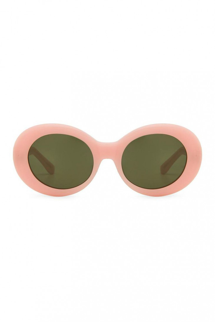 Овальные очки
