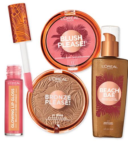 L'Oréal Paris Summer Belle Collection
