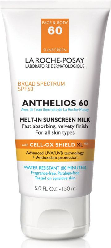 La Roche-Posay Anthelios 60 Face & Body Melt In Sunscreen Milk SPF 60