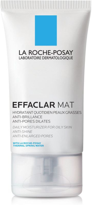 La Roche-Posay Effaclar Mat Daily Face Moisturizer for Oily Skin