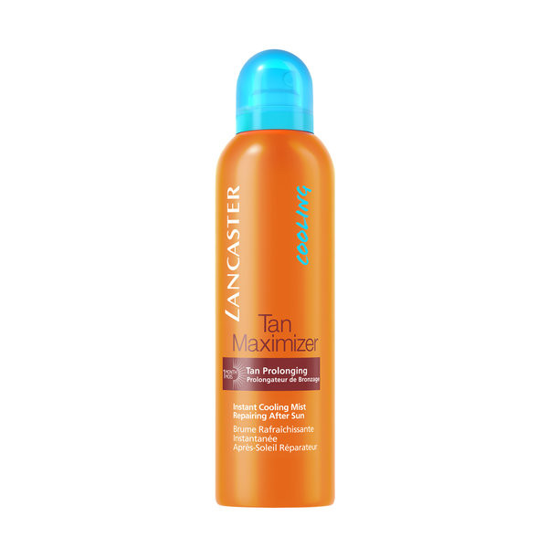 Lancaster Tan Maximiser Instant Cooling Mist Repairing Aftersun