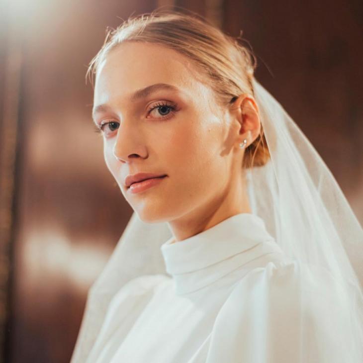 Макияж без макияжа на свадьбу