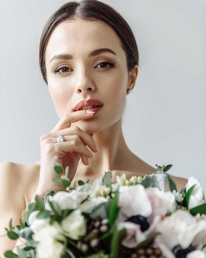 Свадебный макияж фото