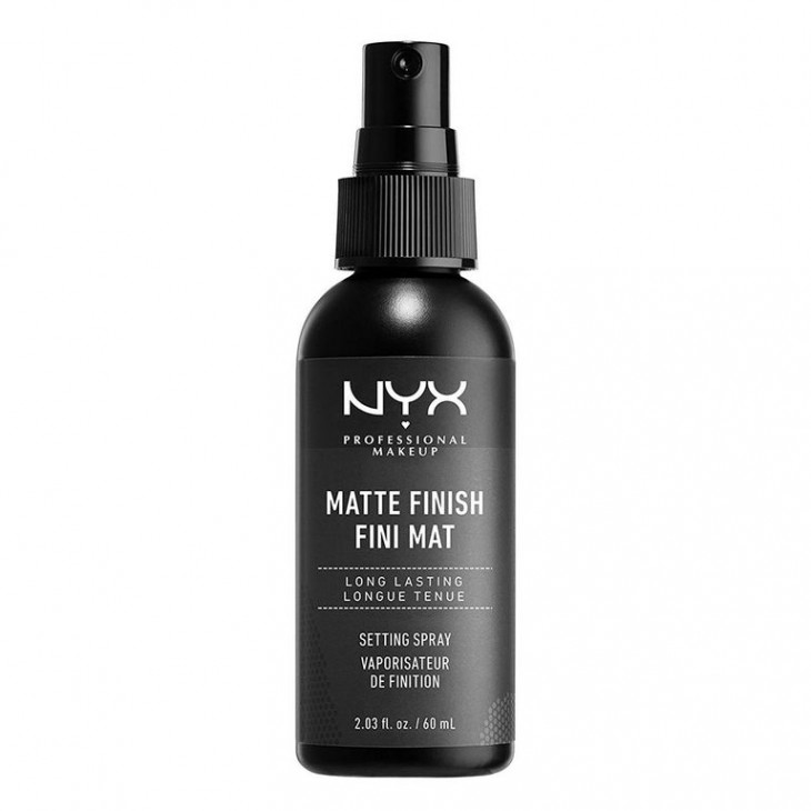NYX Professional Makeup Matte Finish Makeup-Setting Spray