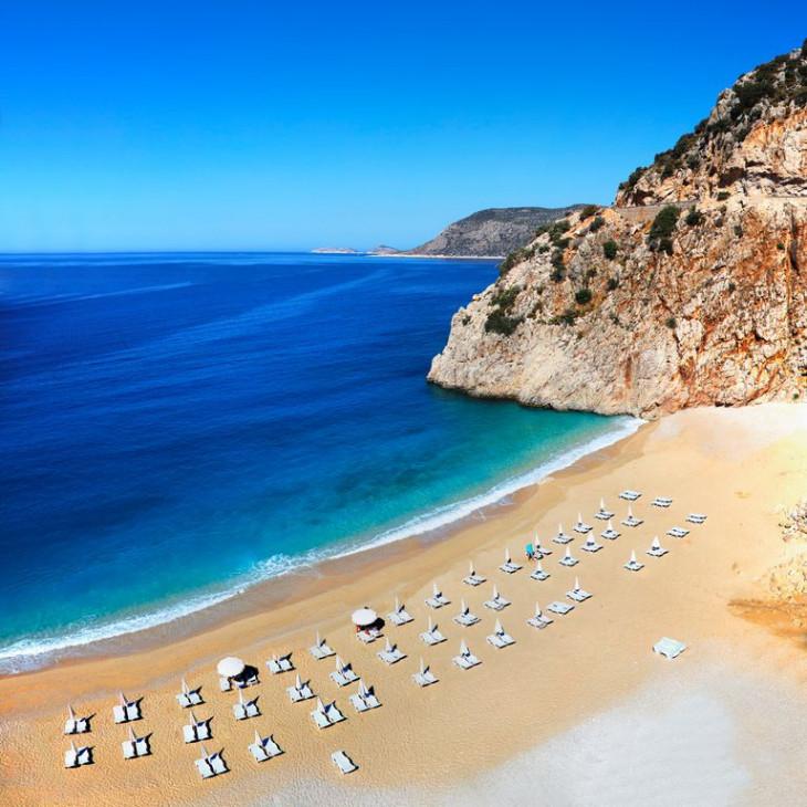 Kaputas Beach, Турция