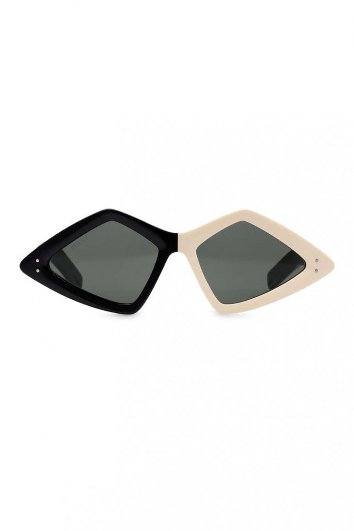 Ромбовидные очки