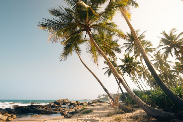 Tangalle Beach, Шри-Ланка