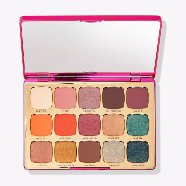 Tarte Unleashed Eyeshadow Palette