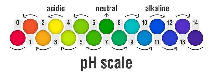 pH кожи