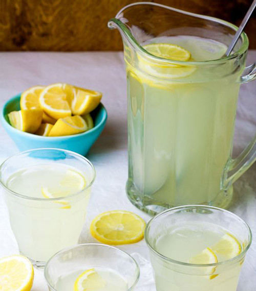 как сделать лимонад для волос