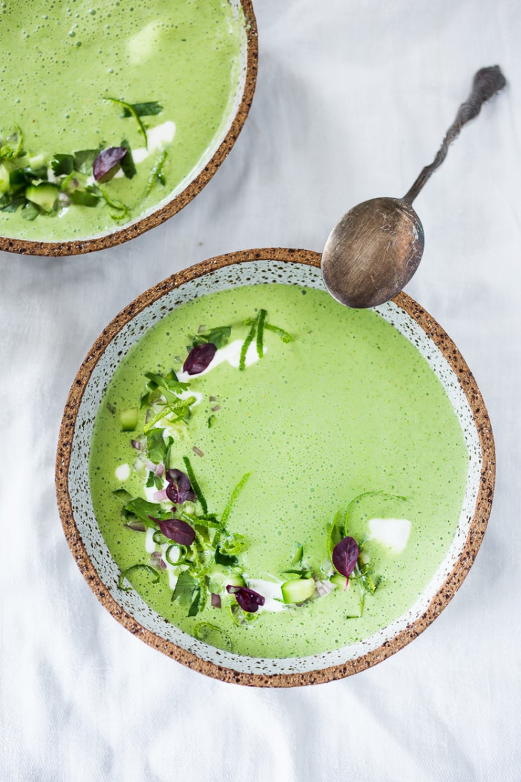 огуречный суп