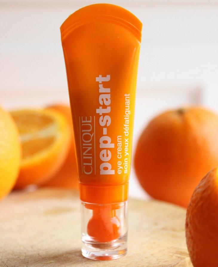 Крем-гель для кожи вокруг глаз Pep Start Eye Cream от Clinique