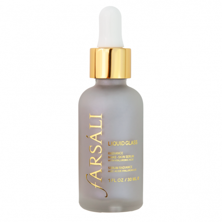 Серум «Жидкое стекло» Liquid Glass Radiance Make-Skin Serum