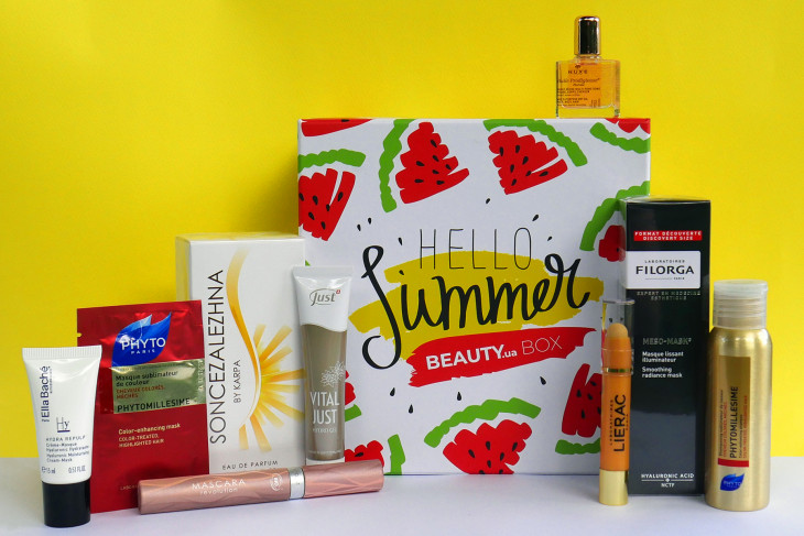 Beauty.ua Box Hello Summer! Premium