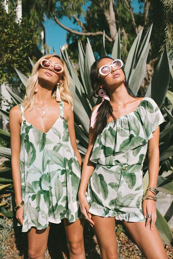 Пляжные платья как носить